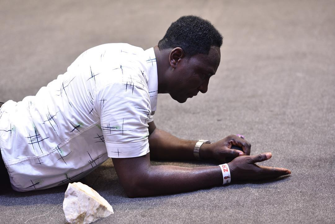 Prophet Jeremiah Omoto Fufeyin: Icon of Salvation Shed Tears