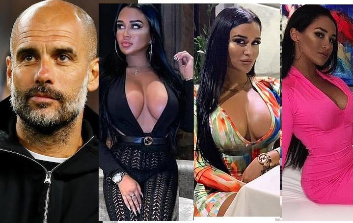 Manchester City coach Pep Guardiola confirms his players including the married ones partied with 22 Italian Instagram models