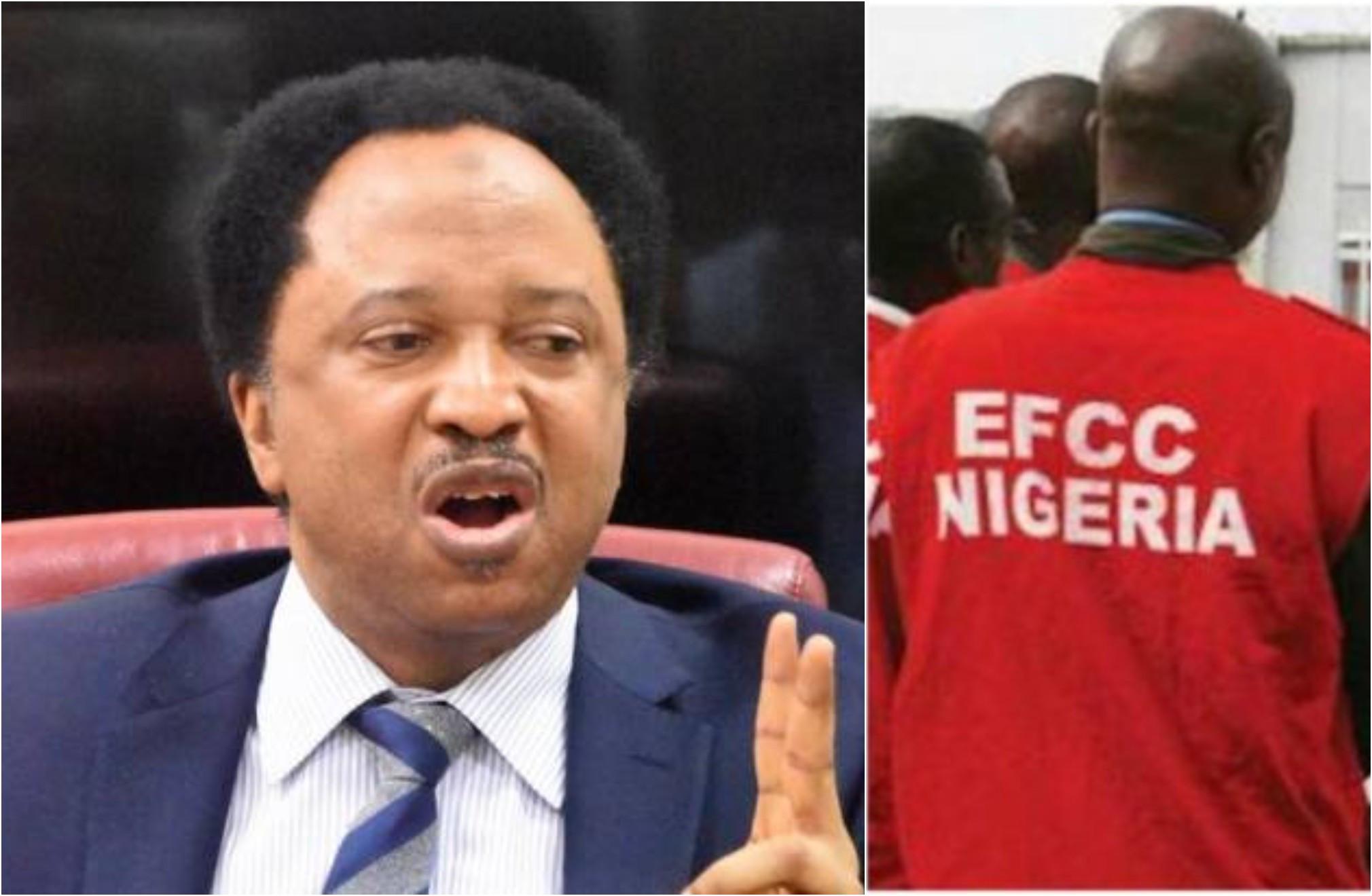 Shehu Sani sues EFCC for N100m