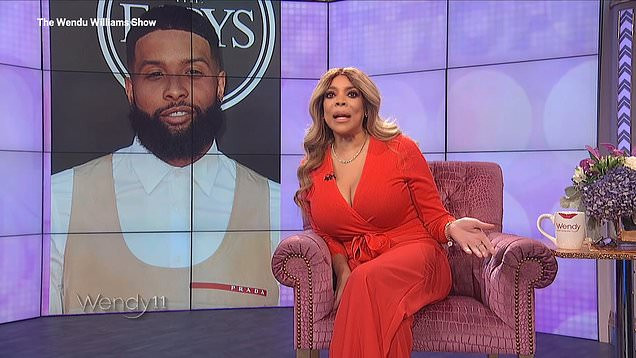 Watch the moment Wendy Williams tries but fails to