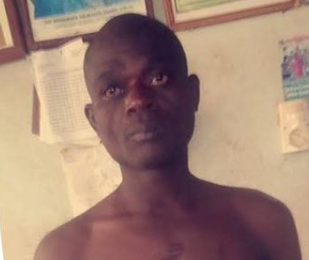 Man arrested for allegedly stabbing his wife to death with a screwdriver in Ogun