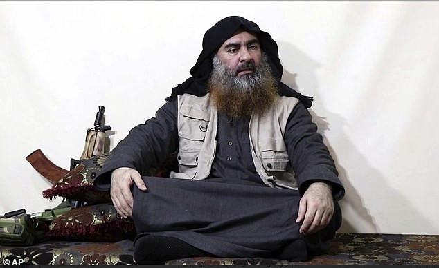 New ISIS leader unmasked months after Baghdadi died in a US military raid in Syria