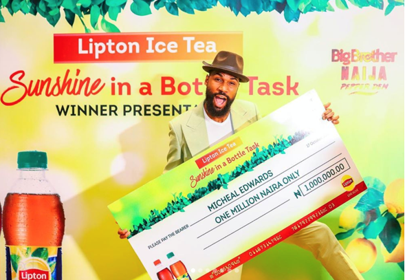 LIT January; Mike Edwards Enjoys Mauritius Trip With Wife Courtesy Lipton Ice Tea