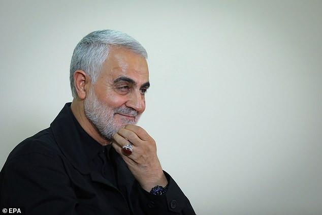 Iranian politician in fiery speech announces $3million reward for