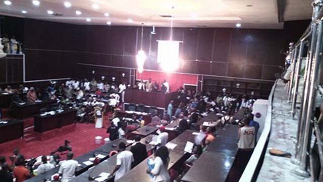 Nine members of Imo state House of Assembly defect to APC