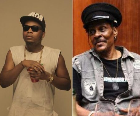 Olamide is the only Nigerian artiste that assisted with my medicals bills when I was sick in London -?Majek Fashek