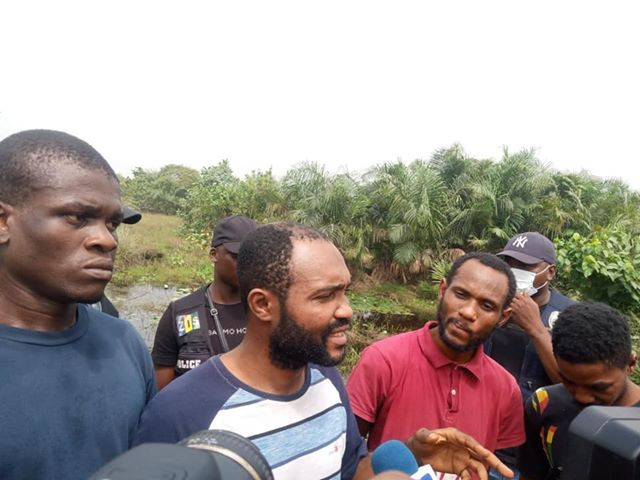 Principal suspect in the gruesome murder of businessman, Chief Ignatius Odunukwe linked to killing of Bayelsa Commissioner; narrates how Odunukwe was killed