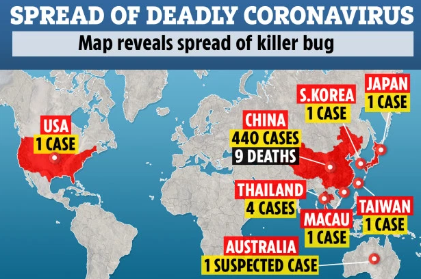 Deadly coronavirus might already be in the UK, Heathrow passengers to be isolated