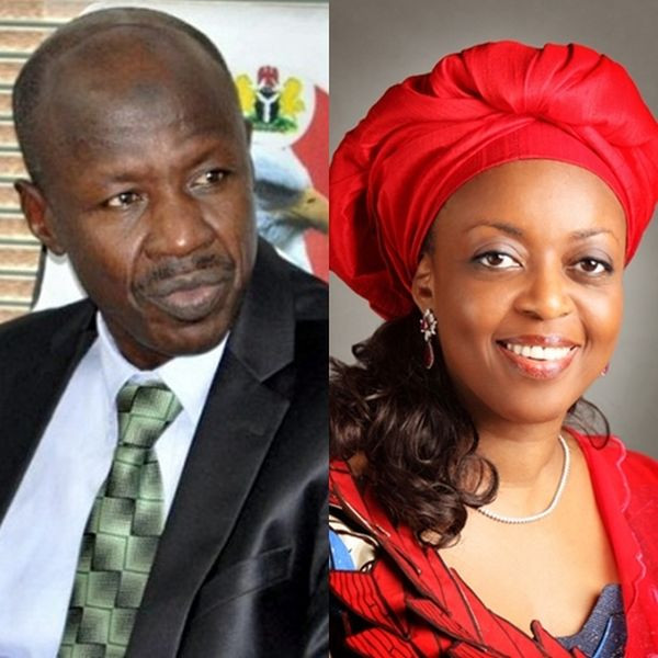 We?ll bring Alison-Madueke back to Nigeria to face justice-   EFCC boss, Ibrahim Magu, vows