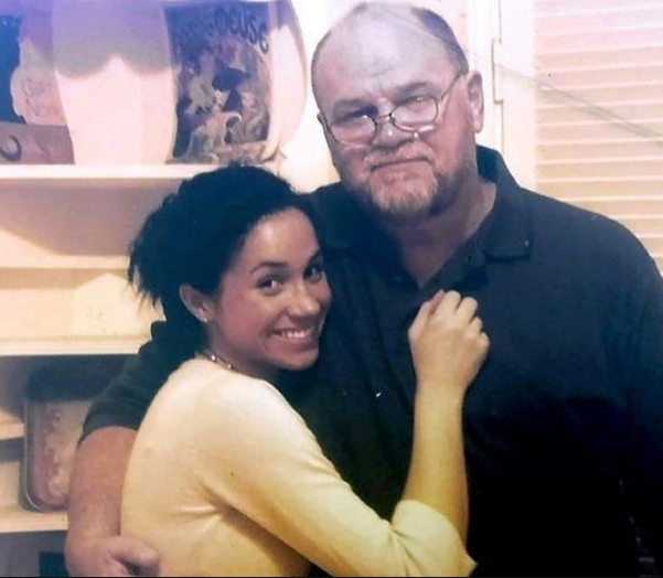 """""""Harry and Meghan owe me"""" Thomas Markle Sr. says as he admits he still makes money off staged snaps even though he knows it broke his daughter's heart"""