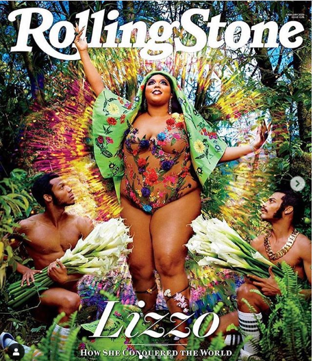 ?I?m so much more than my body? - Singer, Lizzo says as she poses nude for Rolling Stone Magazine (Photos)