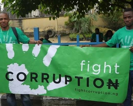 Nigeria ranks 146 out of 180 on the annual corruption Index