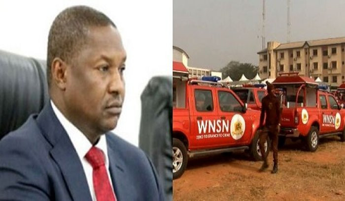 Operation Amotekun is illegal ? Minister of Justice, Abubakar Malami insists