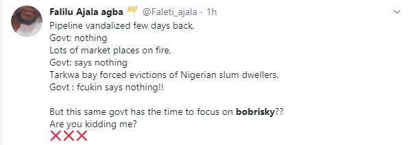 Nigerians react to alleged arrest of Bobrisky and seizure of his cars by the police