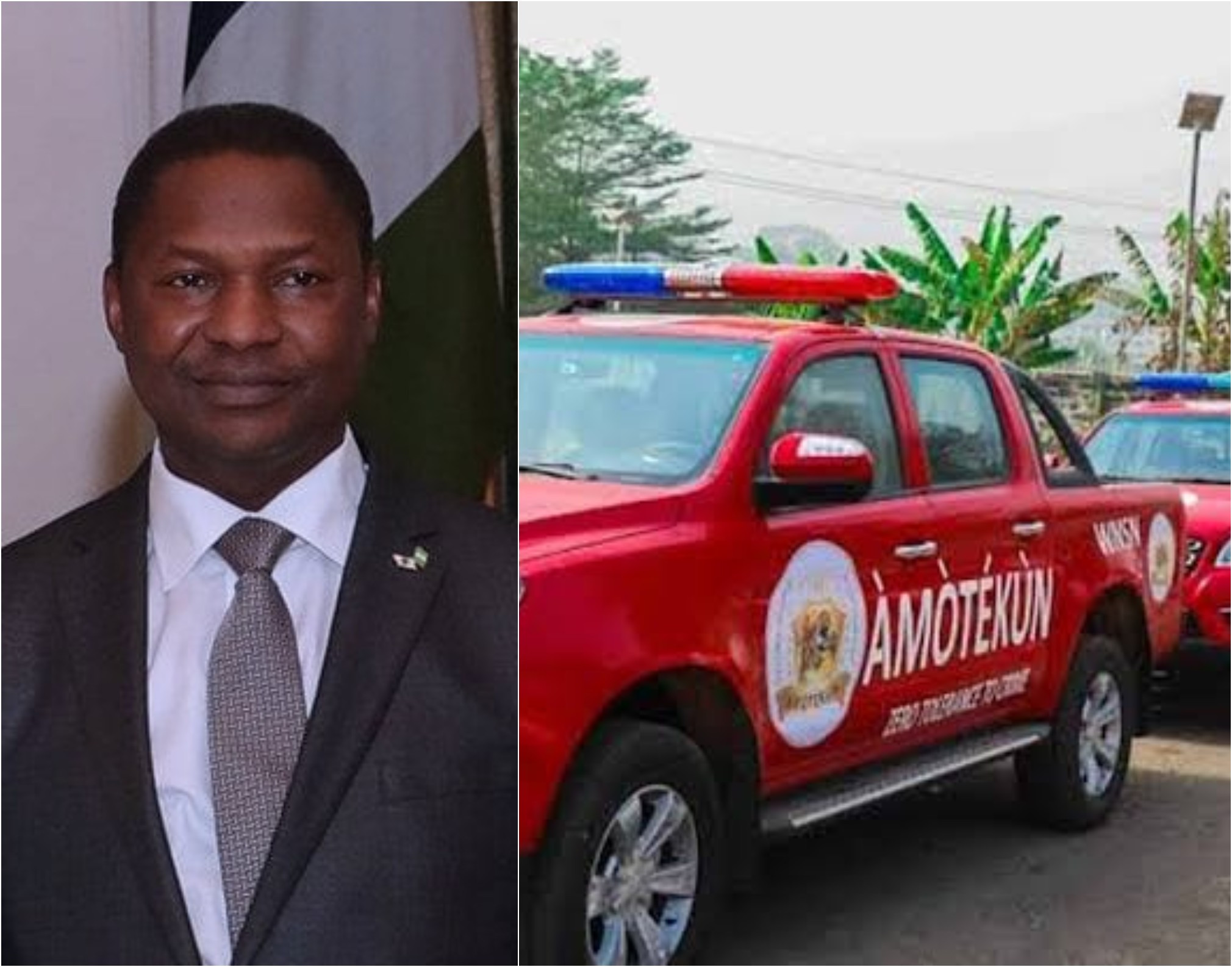 I never said Amotekun is illegal - AGF Abubakar Malami