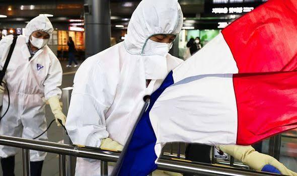France confirms first European cases of Coronavirus