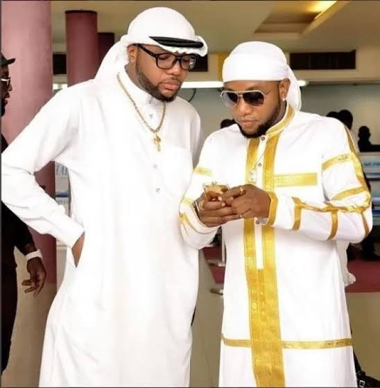 GX GOSSIP: Is your brother dead? Kcee asks troll who accused him of always showing off E-Money's properties