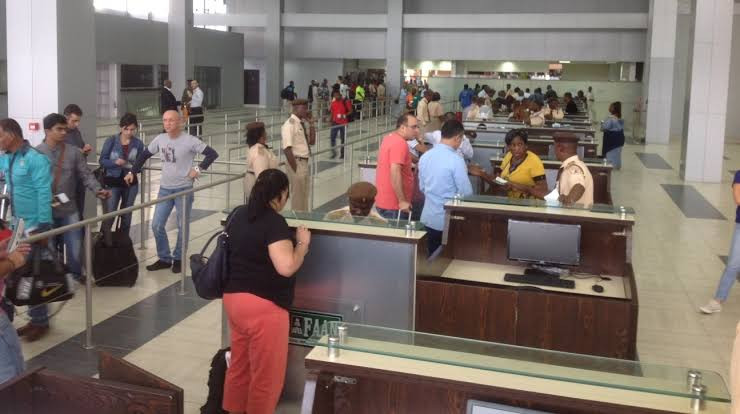 Nigerian Immigration Service stops trafficking of 9 girls to foreign countries at Lagos airport