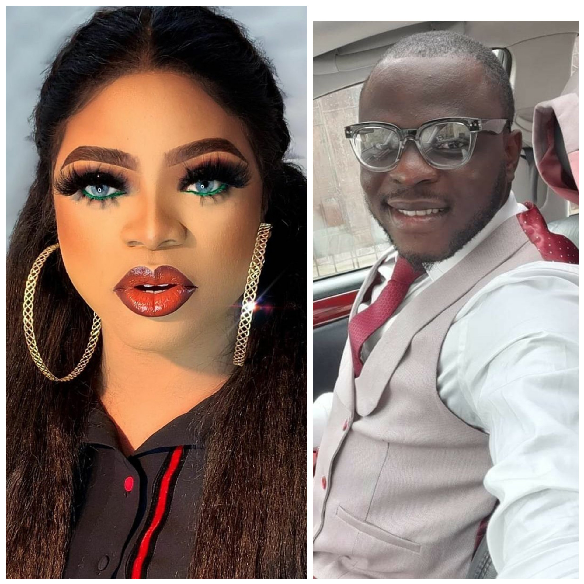 Bobrisky is an agent of darkness- Clergyman Apostle Omashola