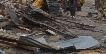 Two female suicide bombers attack mosque in Borno, kill 12 year old boy