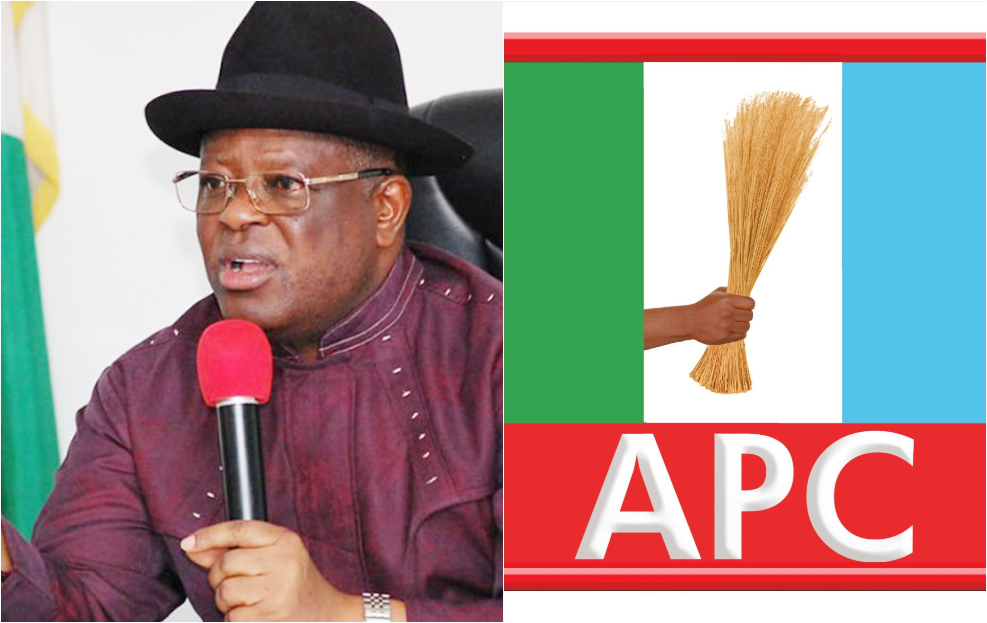 Governor Umahi is an APC mole – Edo PDP writes NWC as it condemns endorsement of APC's Governor Obaseki