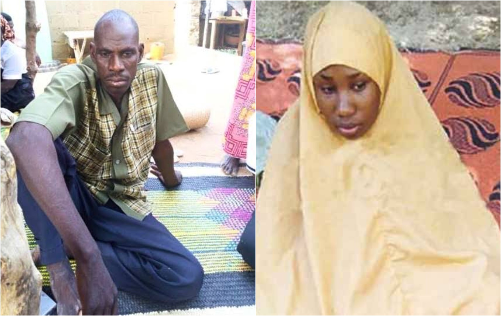 Leah Sharibu?s father reacts to report of her giving birth to a baby boy for a top Boko Haram commander