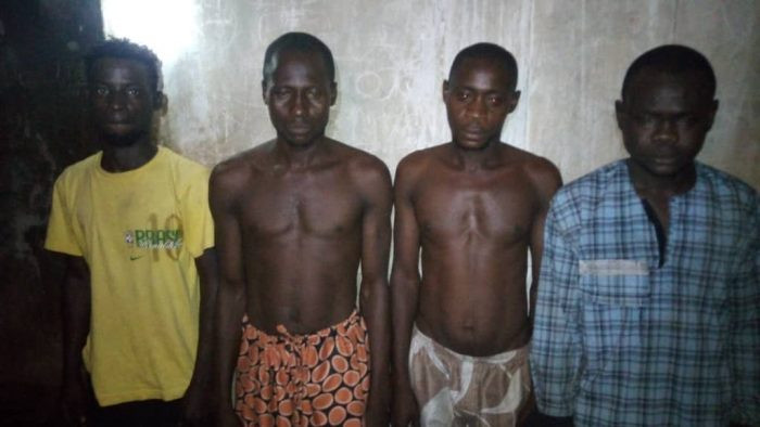 86 suspected cultists arrested in Lagos, 11 pistols recovered
