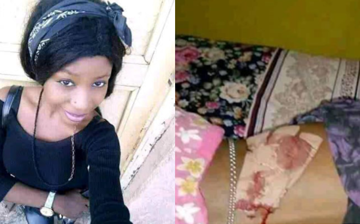 Update: Photos of Patience Zakkari who was stabbed to death by jealous boyfriend in Bauchi