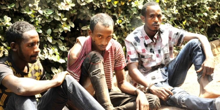Three herdsmen responsible for high profile kidnapping in Enugu, arrested by the police