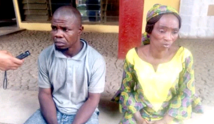 Father ties up his 10-year-old daughter to ceiling and set fire to her private part for stealing N3,000 in Ibadan