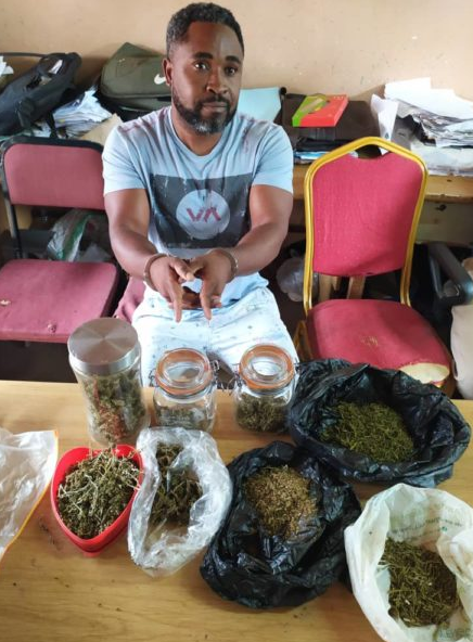 Two Nigerians arrested in Malawi for allegedly being in possession of cocaine
