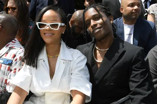 Rihanna is