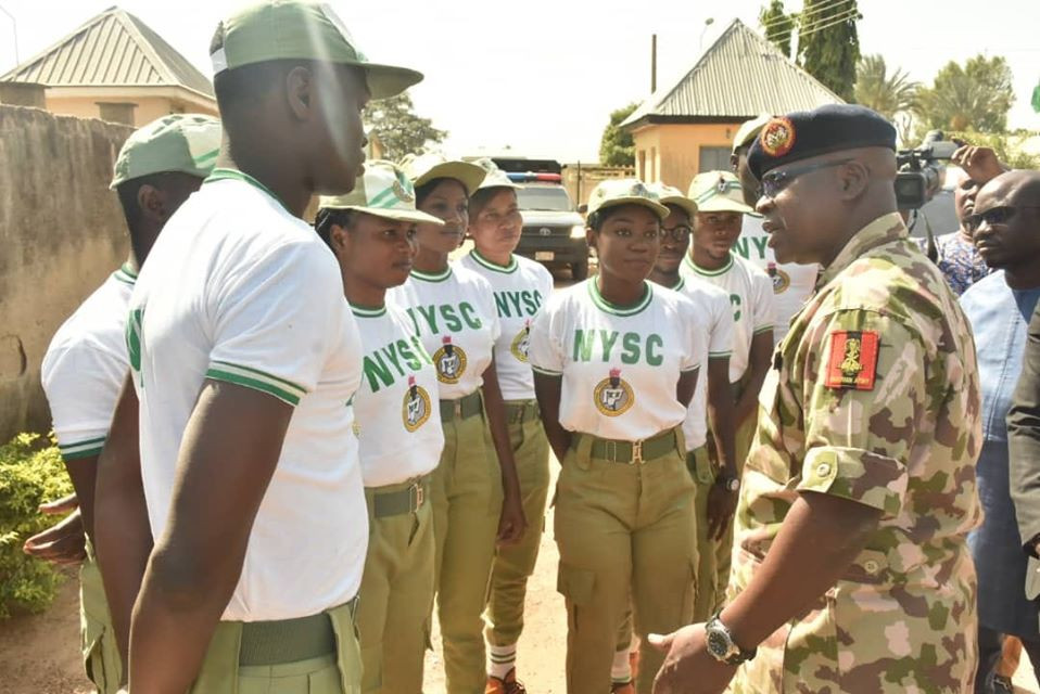 Corp members to now receive N33,000 as allowance- NYSC DG Ibrahim Shuaibu