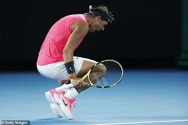 World No.1 Rafael Nadal crashes out of the Australian Open after losing to Dominic Thiem (Photos)