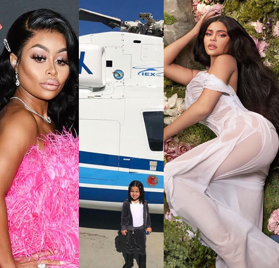 Blac Chyna slams Kylie Jenner for taking her daughter Dream Kardashian on a trip in the helicopter that Kobe Bryant and 8 others died in