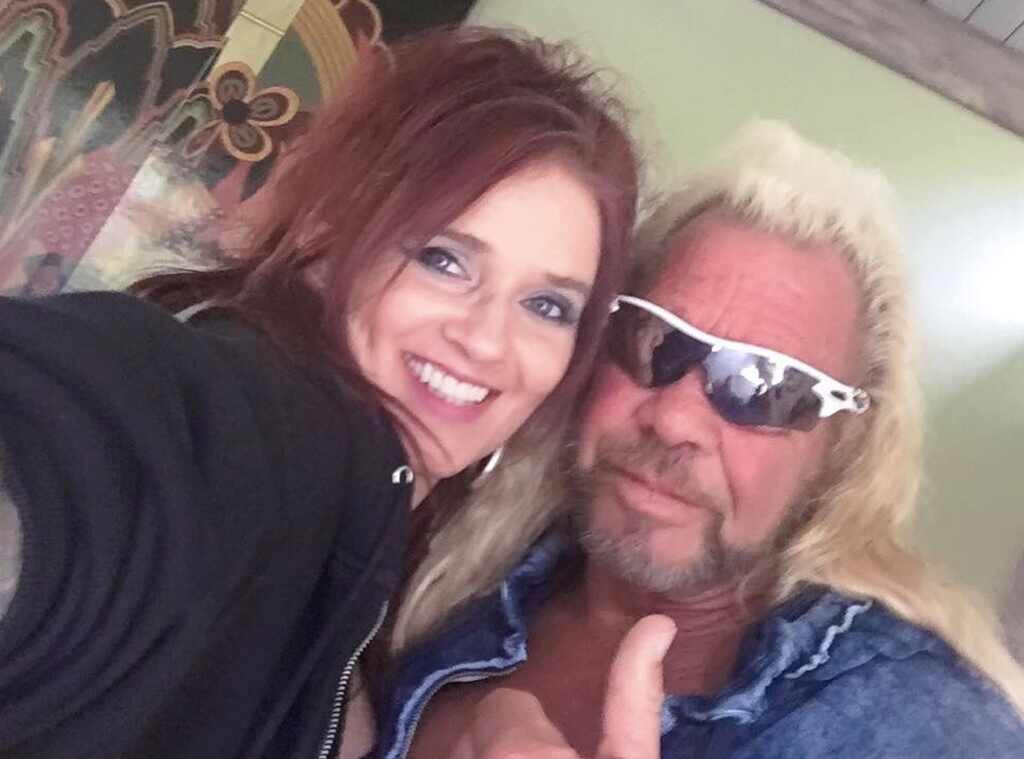 Dog The Bounty Hunter 'proposes' to his son's ex-girlfriend who served as his late wife's bridesmaid at their wedding (Video)