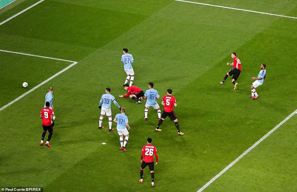 Man. City 0-1 Man. United (3-2 on aggregate): Pep Guardiola