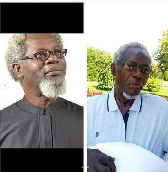 New photos of sick veteran actor, Victor Olaotan leaves Nigerians in shock