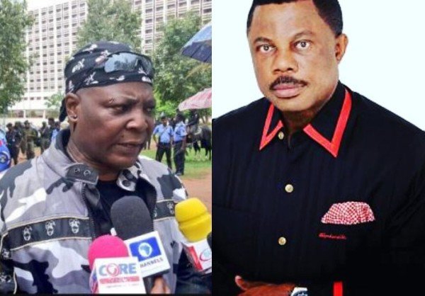 Governor Willie Obiano was always interested in my female workers - Charly Boy calls out Anambra Governor