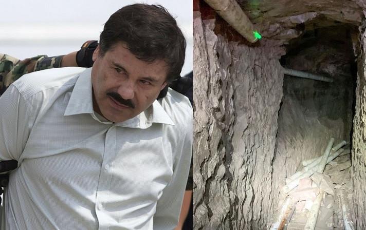 US Govt discovers El Chapo