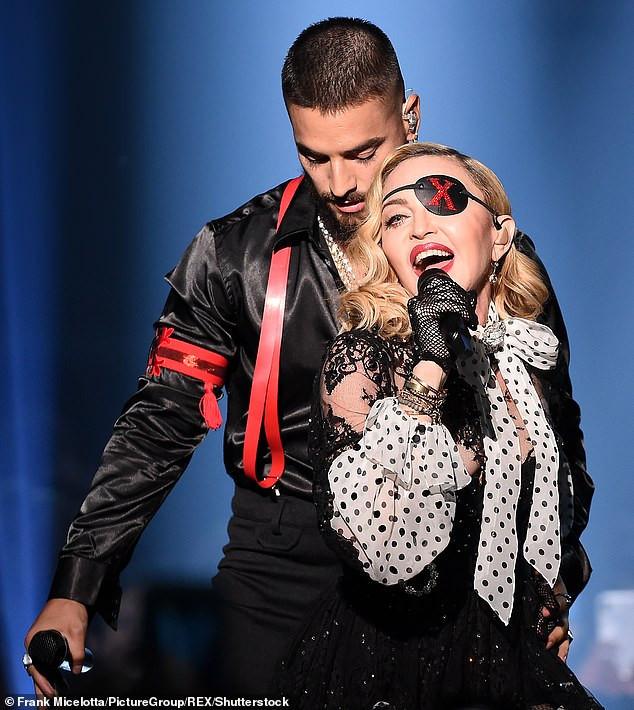 Madonna, 61, reveals she
