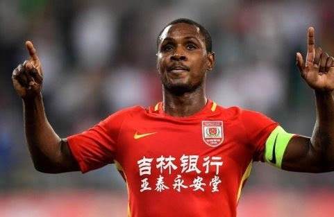 Ighalo becomes the first Nigerian to sign for Manchester United and will reportedly earn ?130,000 (N62m) per week