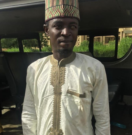 Man who specializes in defrauding Nigerians at ATM points bag 1 year imprisonment (photo)