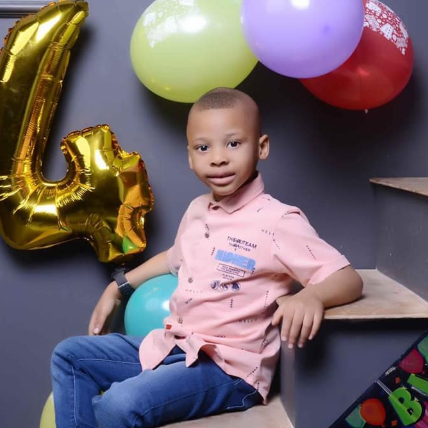 You are the best and greatest thing that has ever happened to me- FFK celebrates his son, Aragorn as he turns a year older