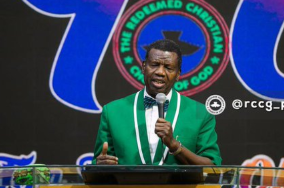Pastor Adeboye reacts to US visa restrictions on Nigerians