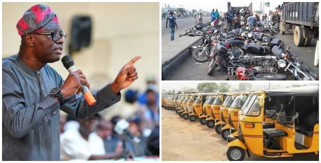 High level of compliance shows Lagosians agree with the Okada and Tricycle ban- Lagos state government