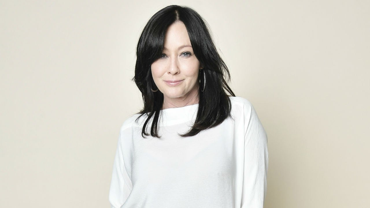 Actress Shannen Doherty reveals she has stage IV cancer