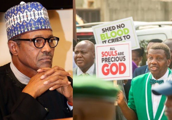 Insecurity: Presidency commends CAN over peaceful protest