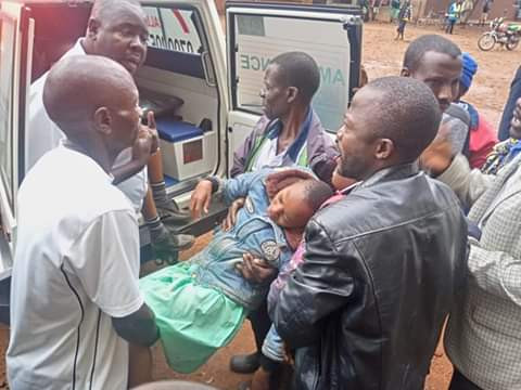 14 pupils killed, 39 injured in a stampede at their primary school in Kenya ( graphic photos)