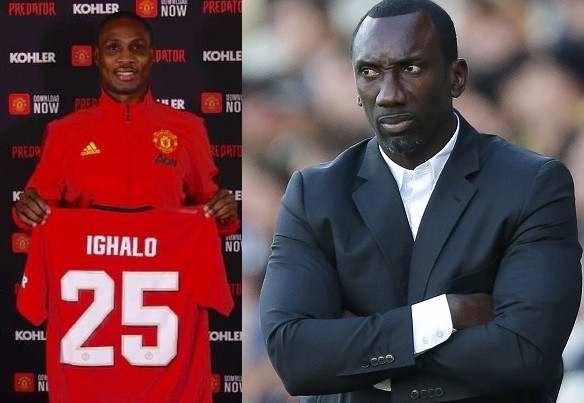 Odion Ighalo deal shows how far Manchester United have fallen behind their rivals - Chelsea legend Jimmy Floyd Hasselbaink says